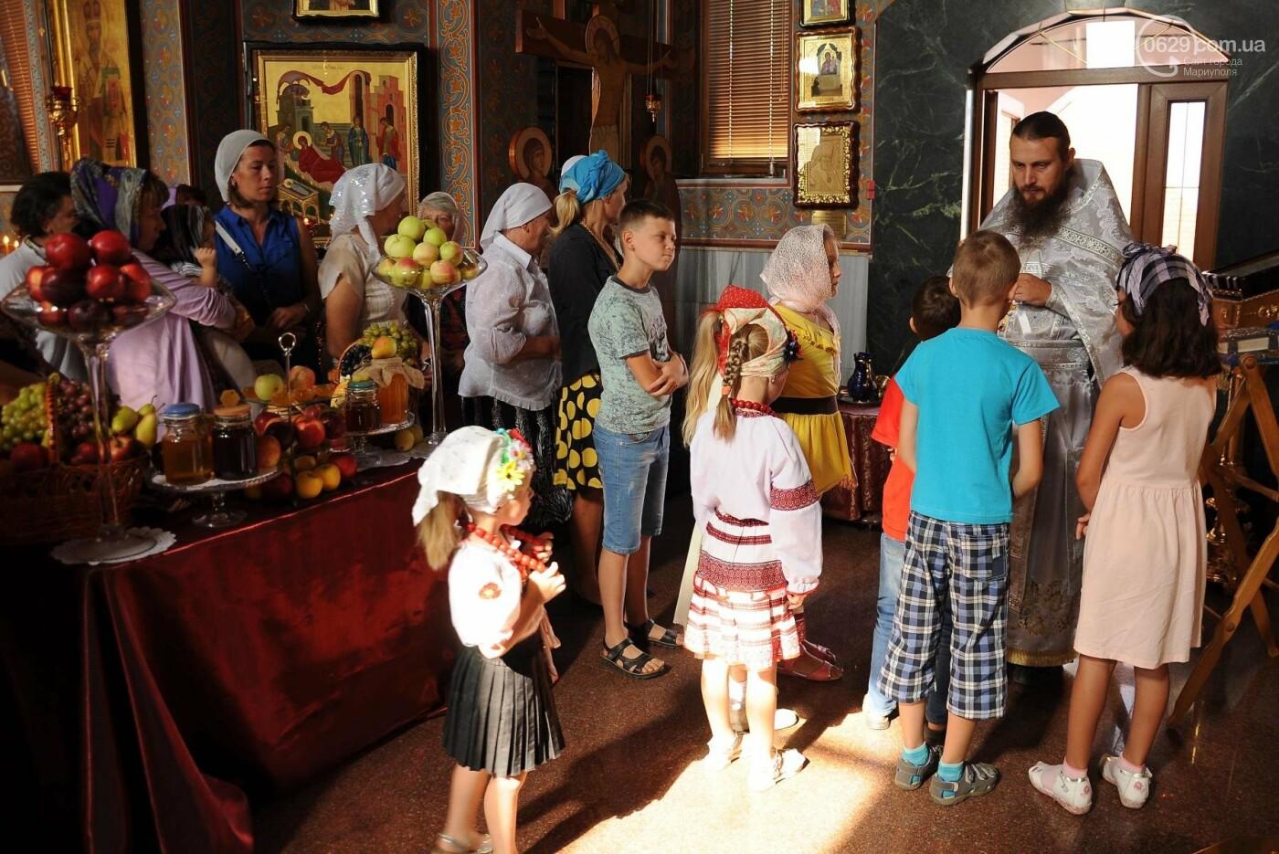 Как отметили праздник Преображения Господня, Яблочный Спас  в Свято-Покровском храме с.Боевое, фото-11