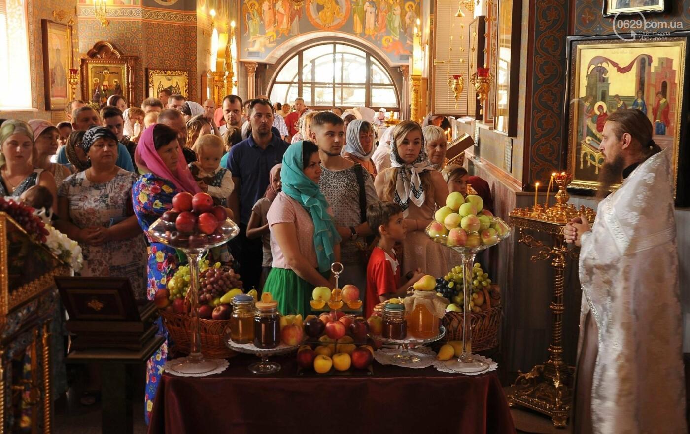 Как отметили праздник Преображения Господня, Яблочный Спас  в Свято-Покровском храме с.Боевое, фото-18