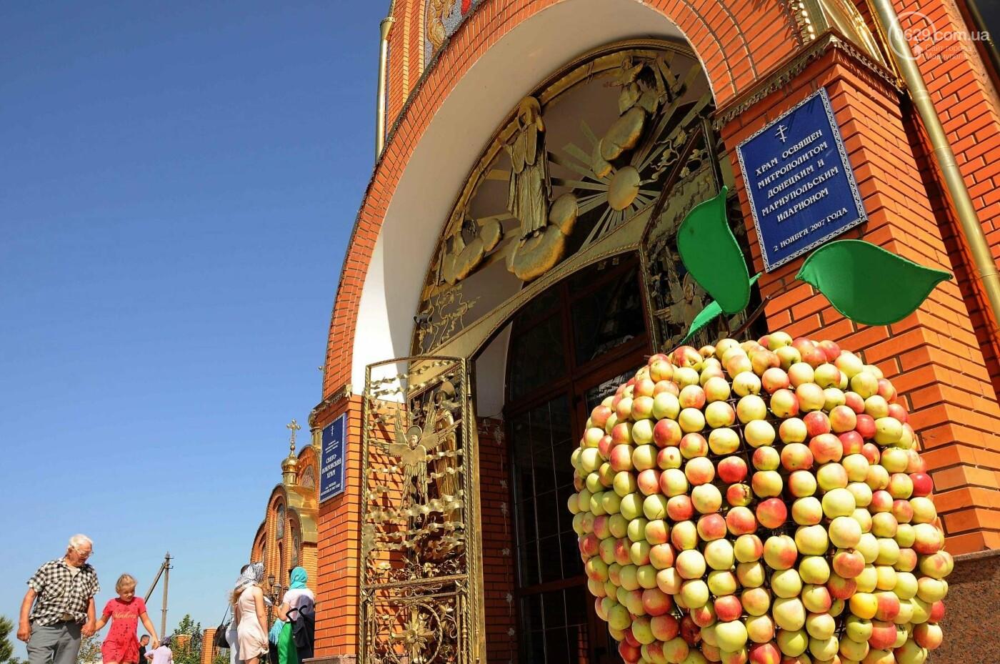 Как отметили праздник Преображения Господня, Яблочный Спас  в Свято-Покровском храме с.Боевое, фото-34