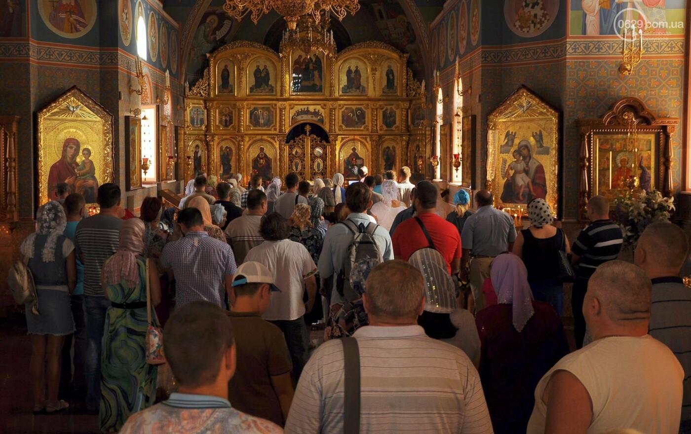 Как отметили праздник Преображения Господня, Яблочный Спас  в Свято-Покровском храме с.Боевое, фото-7