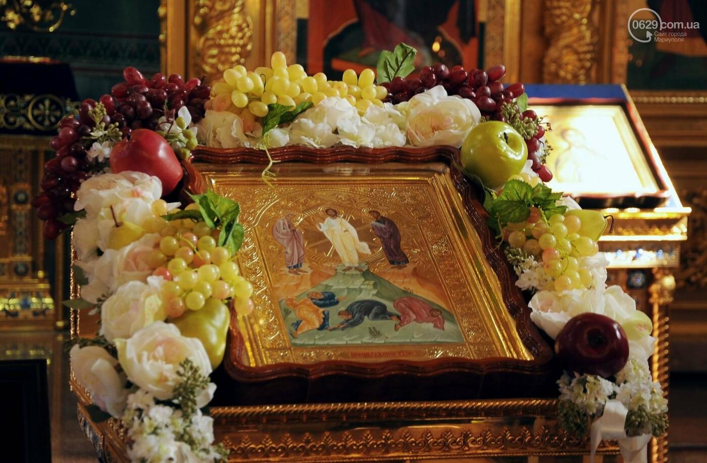 Как отметили праздник Преображения Господня, Яблочный Спас  в Свято-Покровском храме с.Боевое, фото-8