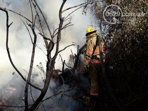 В Мариуполе тушат масштабный пожар, - ВИДЕО, ФОТО, фото-7