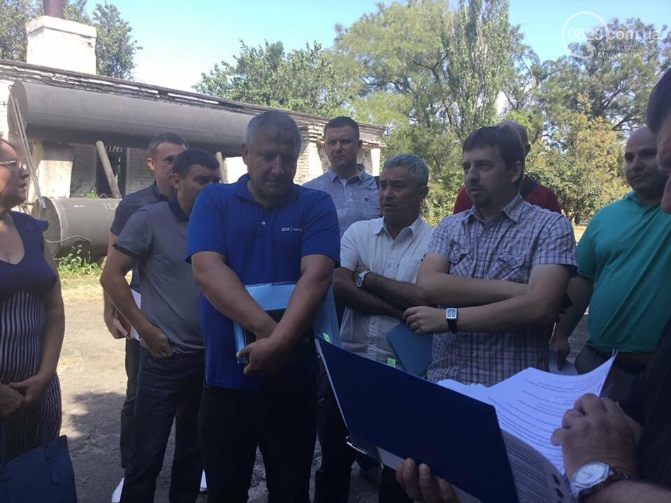 В Мариуполе обнародовали результаты исследований ила и воздуха из отстойников Горводоканала,- ФОТО, ВИДЕО, фото-1