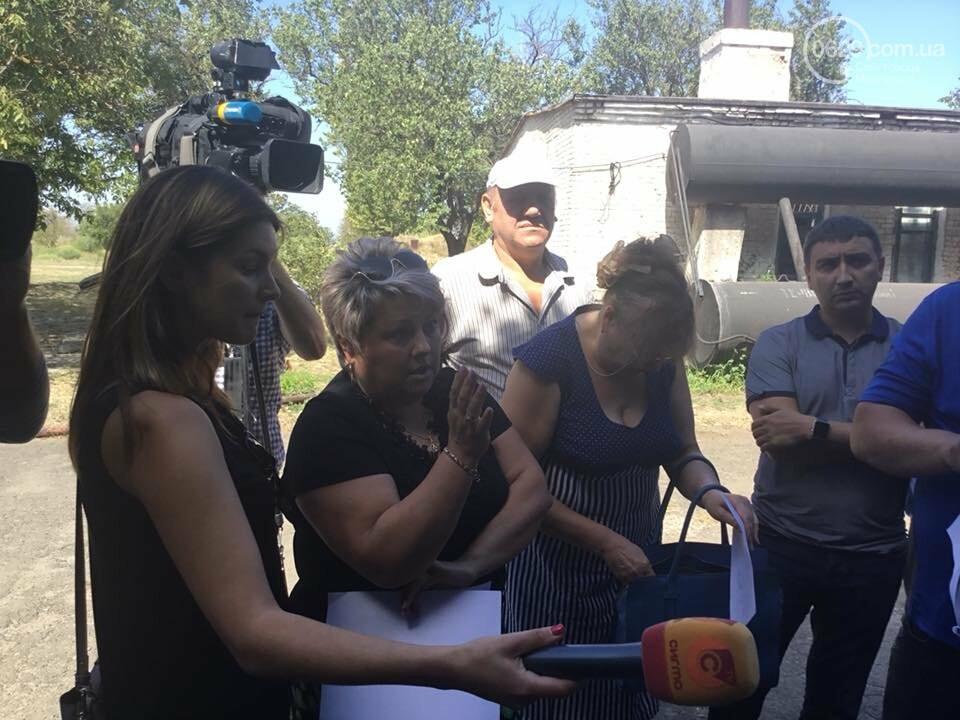 В Мариуполе обнародовали результаты исследований ила и воздуха из отстойников Горводоканала,- ФОТО, ВИДЕО, фото-2