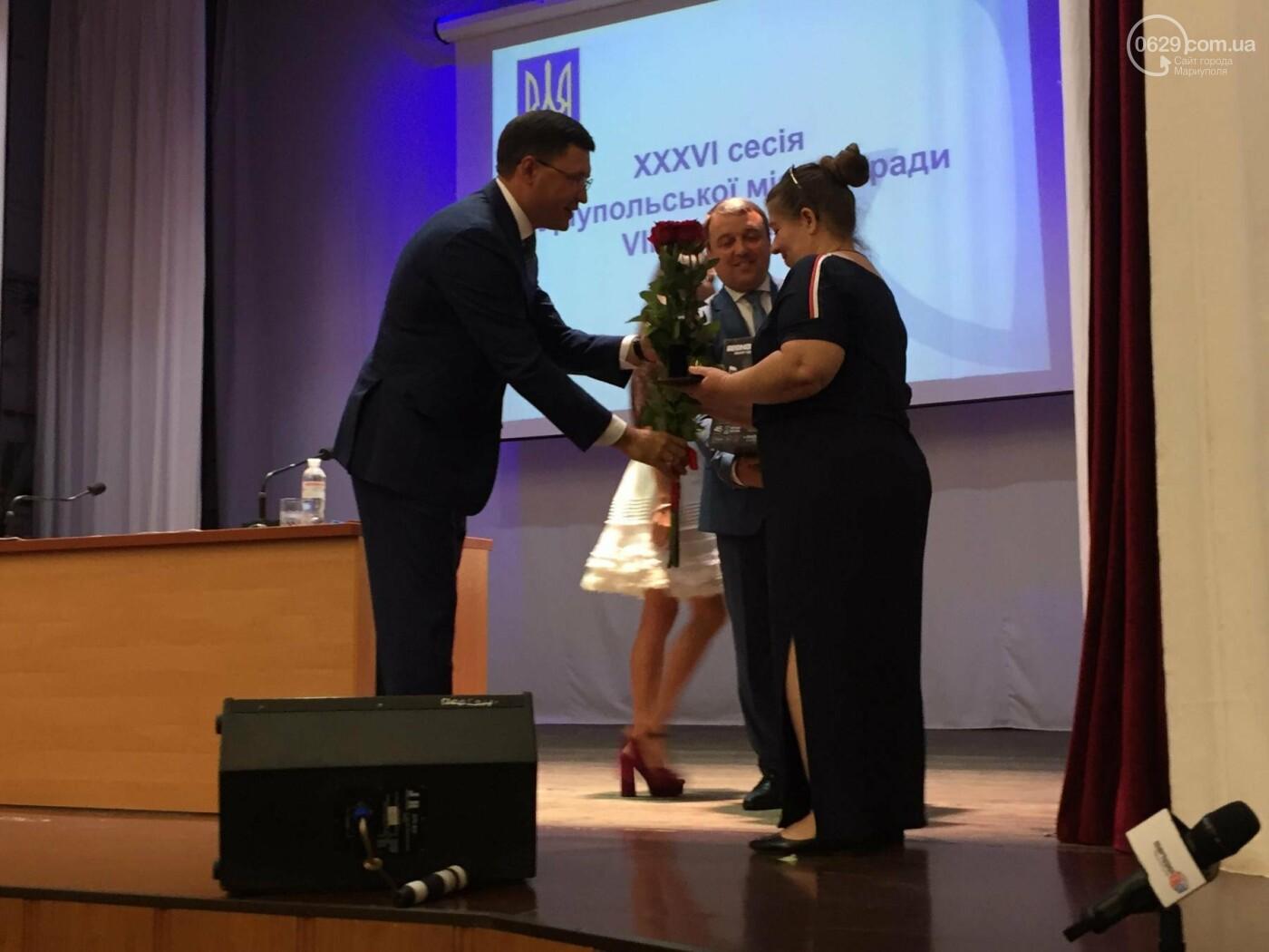 """В Мариуполе 8 женщин удостоились звания """"Мать-героиня"""", - ФОТО, ВИДЕО, фото-3"""