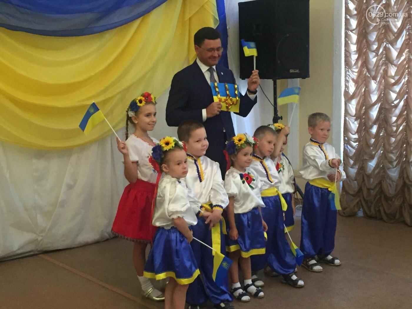 """В Мариуполе 8 женщин удостоились звания """"Мать-героиня"""", - ФОТО, ВИДЕО, фото-1"""