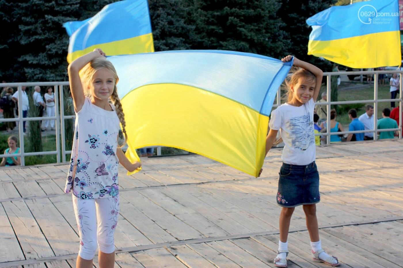 Юрий Тернавский поздравил мариупольцев с 27-летием Независимости Украины, фото-4