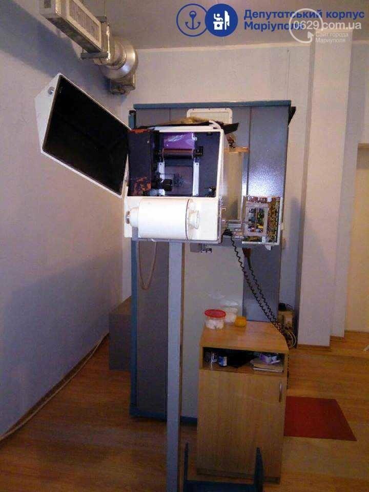 В Мариуполе отремонтировали передвижной флюрограф, фото-1