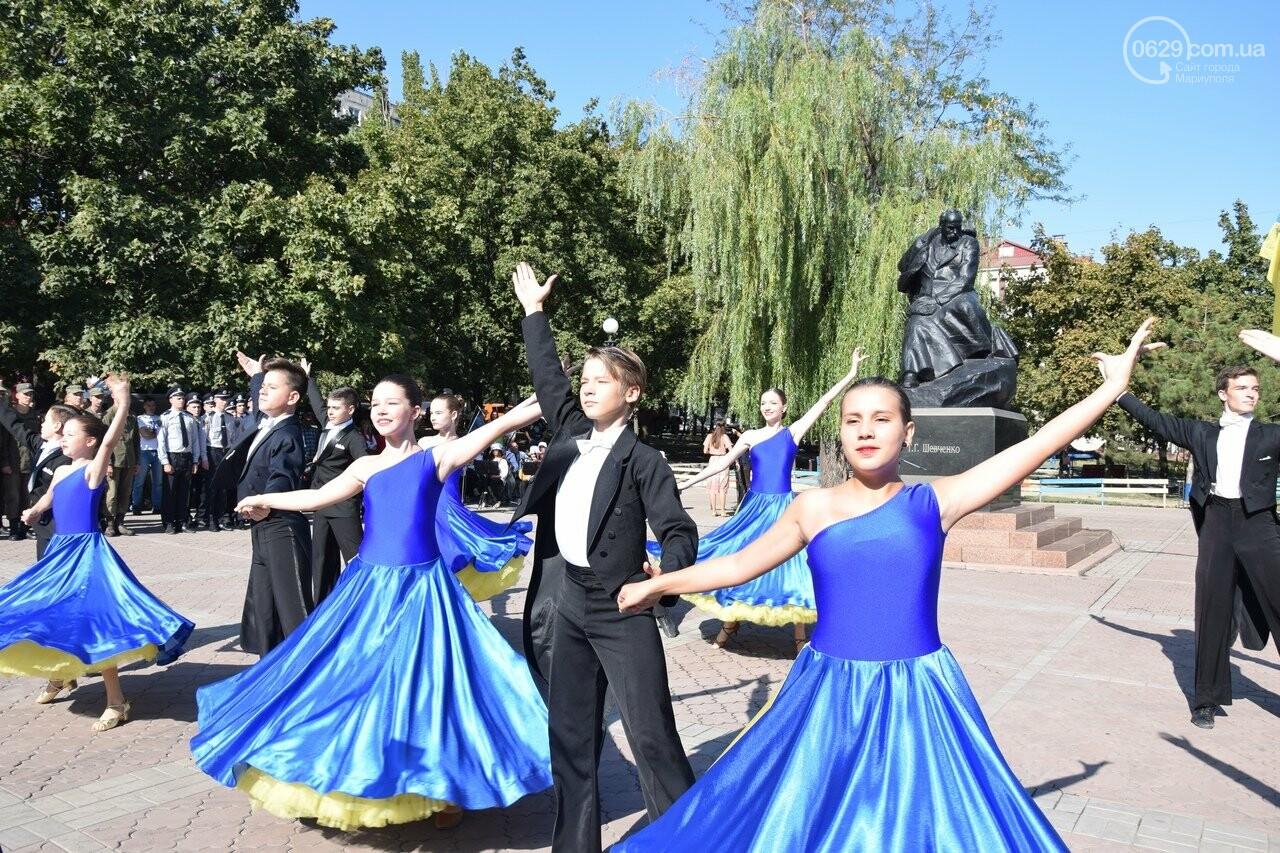 В Мариуполе празднуют День независимости Украины, - ФОТО, ВИДЕО, фото-7