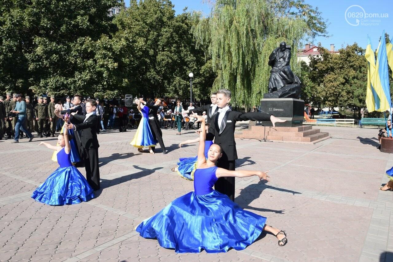 В Мариуполе празднуют День независимости Украины, - ФОТО, ВИДЕО, фото-5