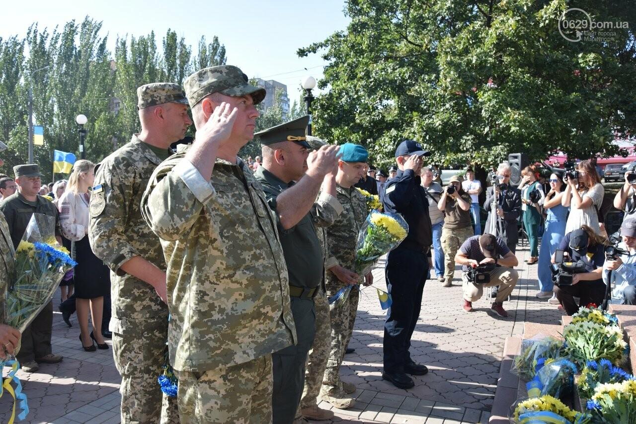 В Мариуполе празднуют День независимости Украины, - ФОТО, ВИДЕО, фото-25