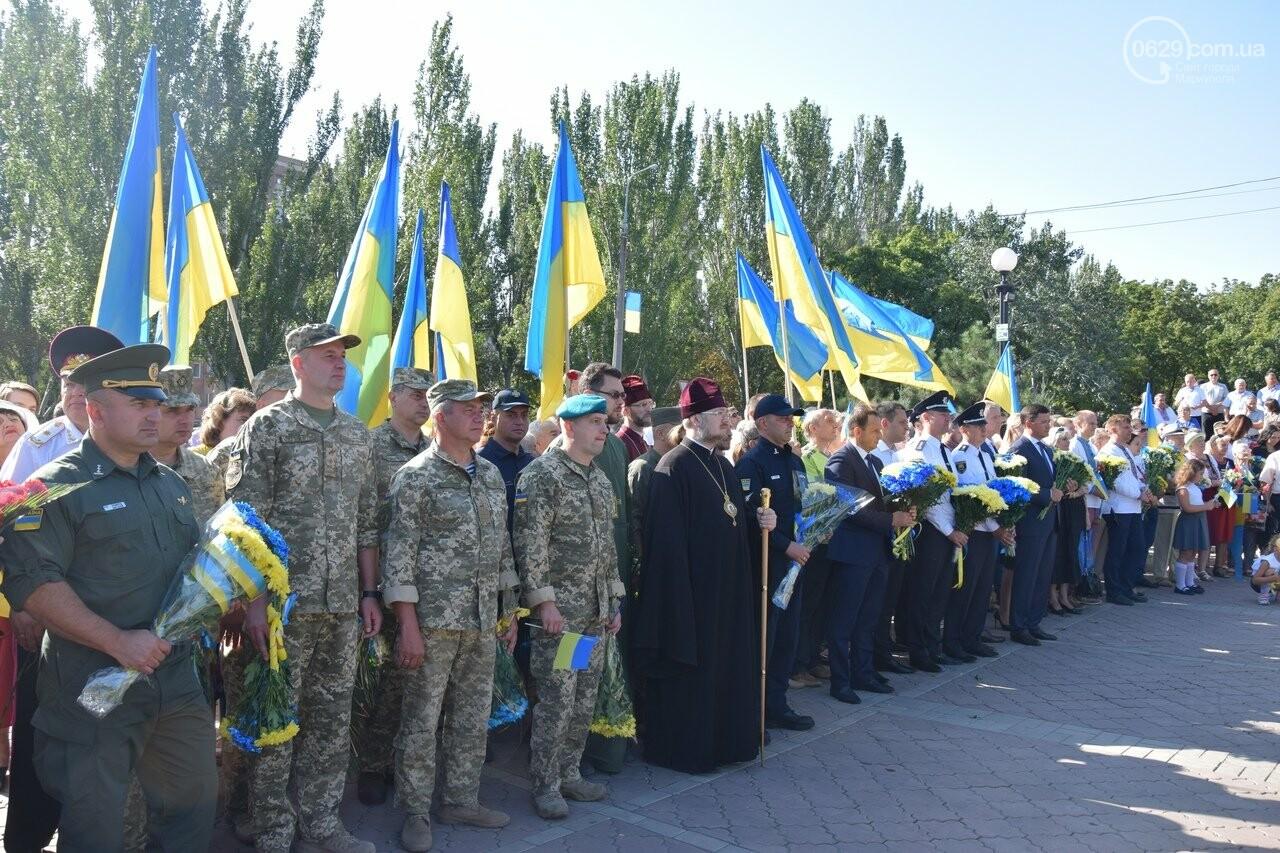 В Мариуполе празднуют День независимости Украины, - ФОТО, ВИДЕО, фото-21
