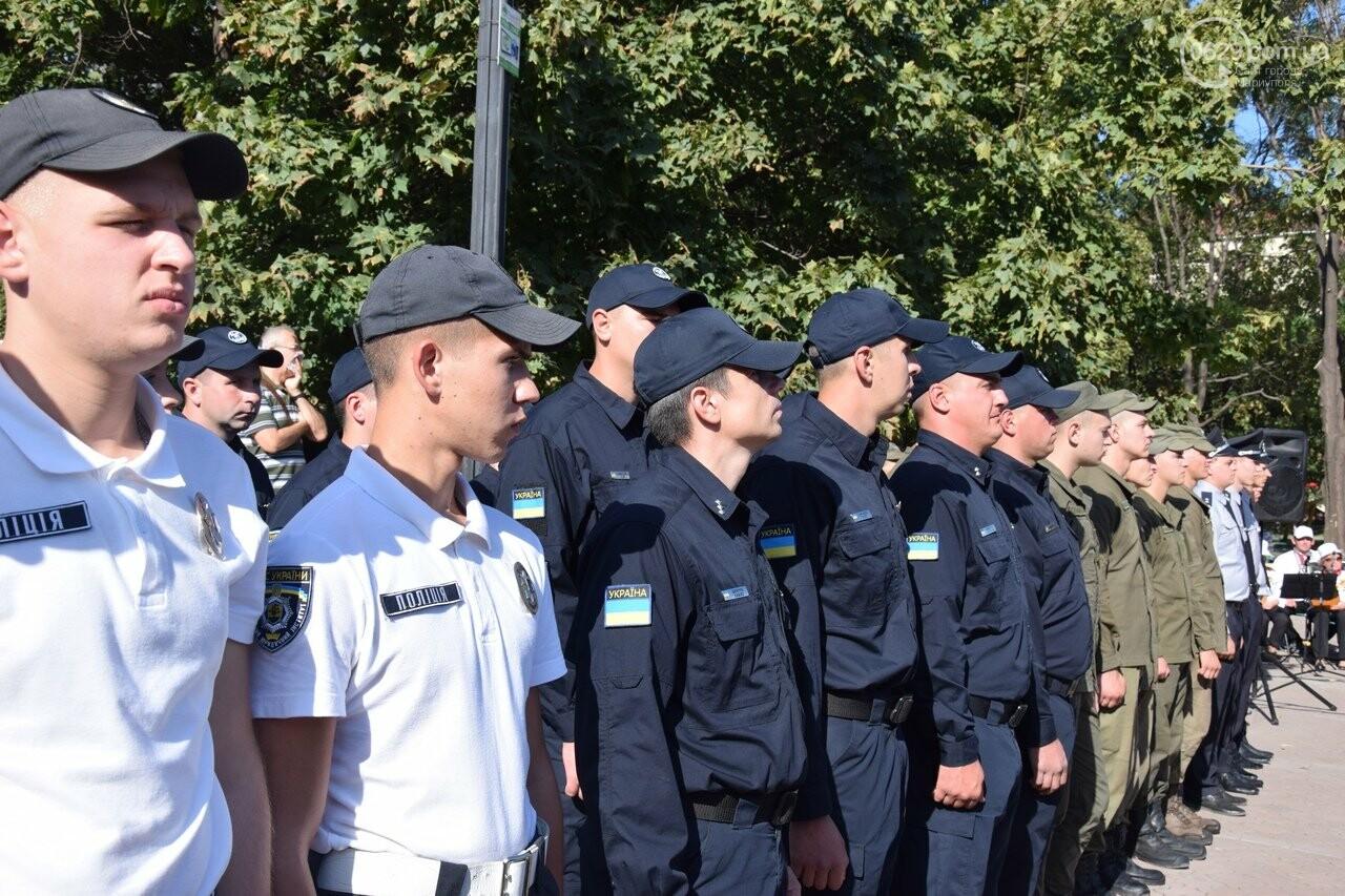 В Мариуполе празднуют День независимости Украины, - ФОТО, ВИДЕО, фото-1