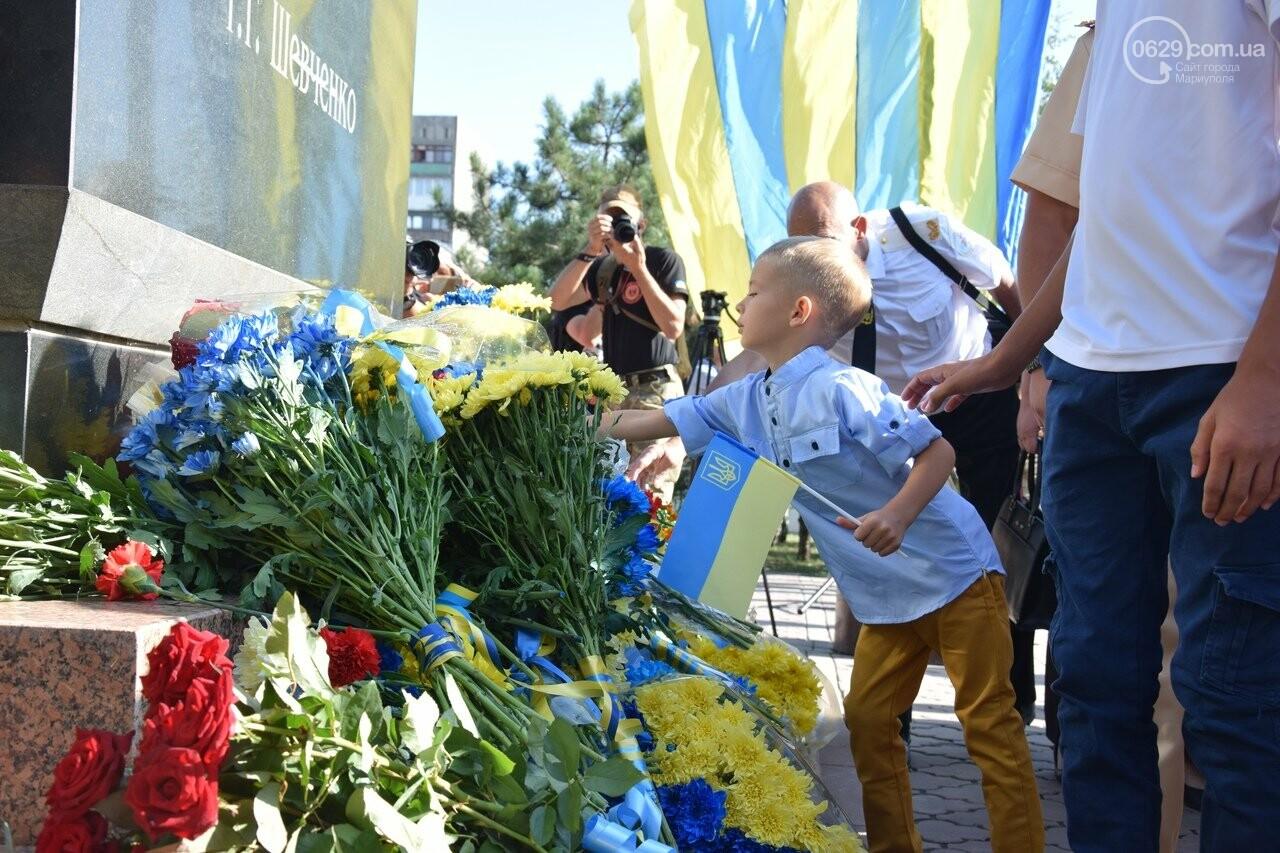 В Мариуполе празднуют День независимости Украины, - ФОТО, ВИДЕО, фото-16