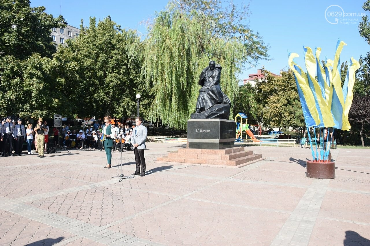 В Мариуполе празднуют День независимости Украины, - ФОТО, ВИДЕО, фото-23