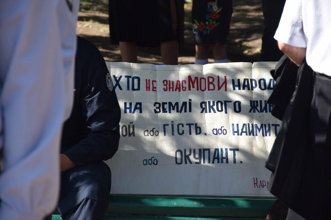 В Мариуполе празднуют День независимости Украины, - ФОТО, ВИДЕО, фото-17