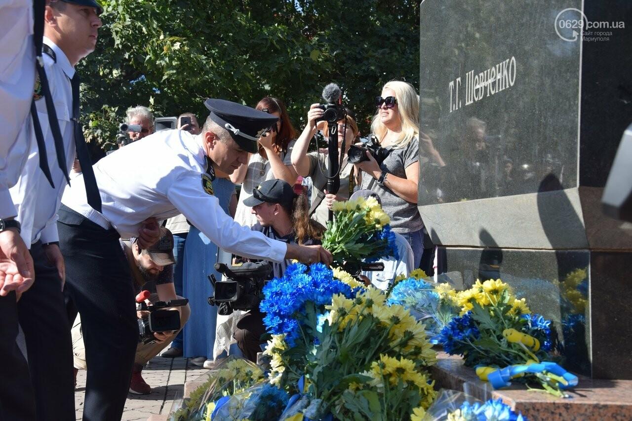 В Мариуполе празднуют День независимости Украины, - ФОТО, ВИДЕО, фото-9