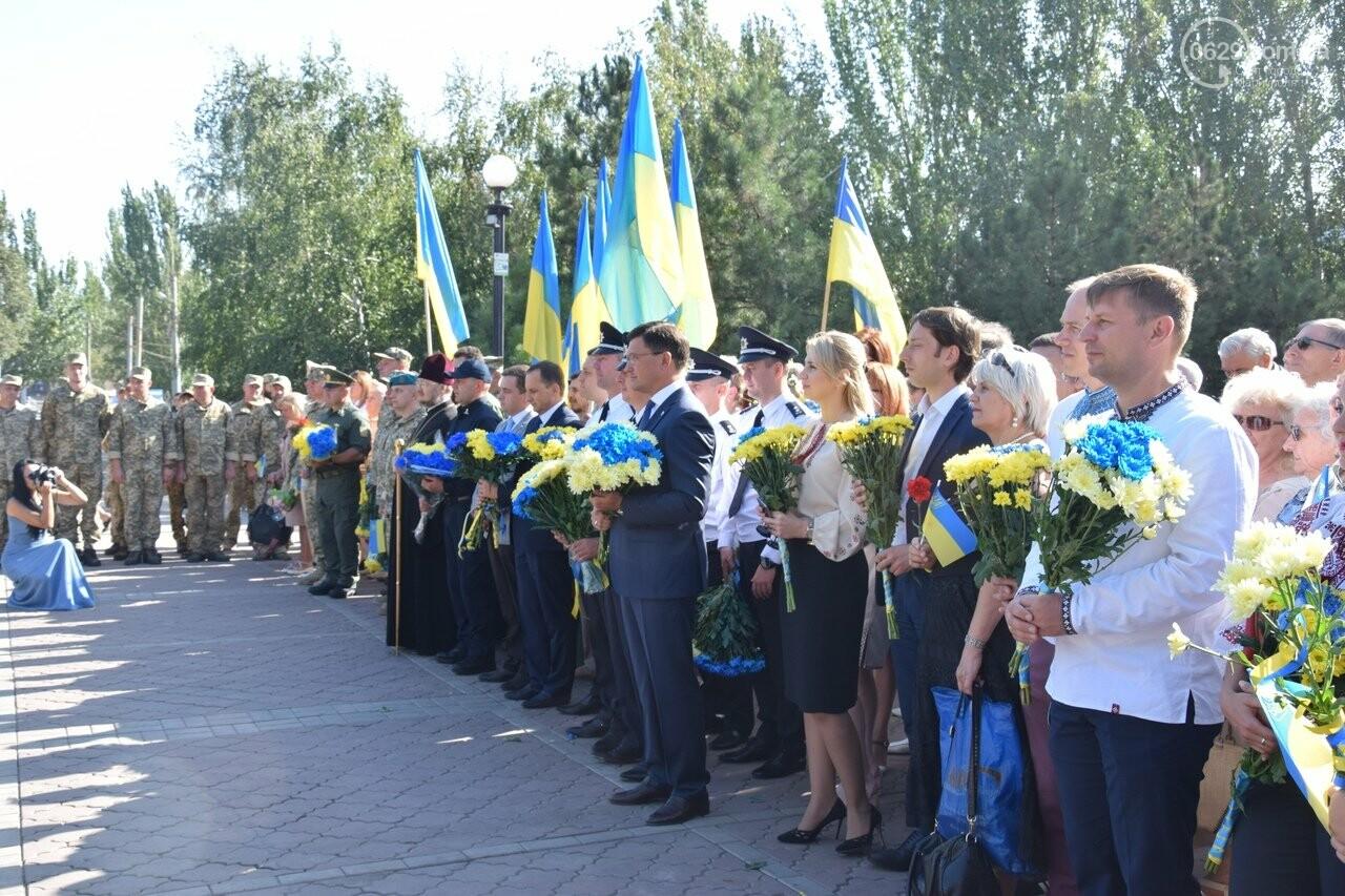 В Мариуполе празднуют День независимости Украины, - ФОТО, ВИДЕО, фото-2