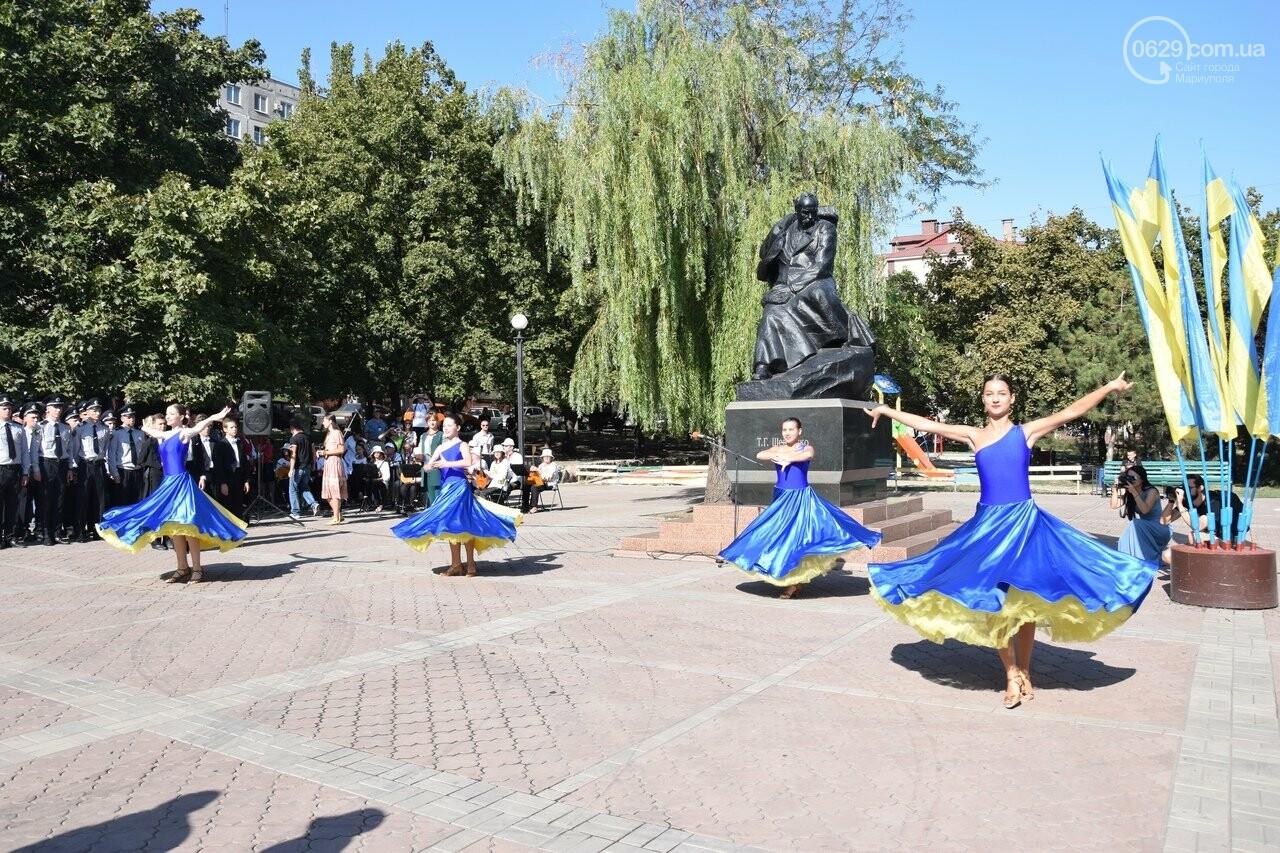 В Мариуполе празднуют День независимости Украины, - ФОТО, ВИДЕО, фото-6