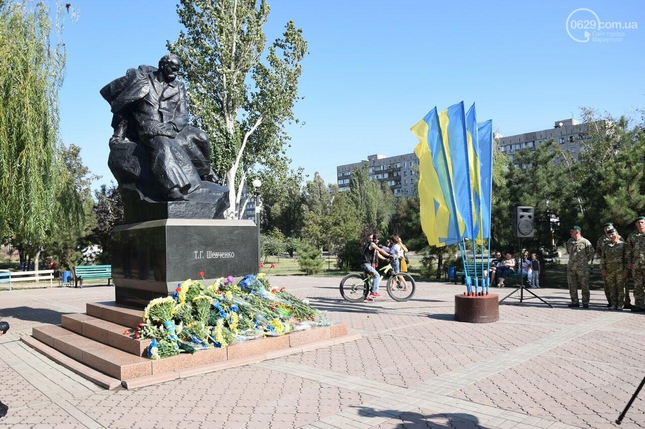 В Мариуполе празднуют День независимости Украины, - ФОТО, ВИДЕО, фото-24