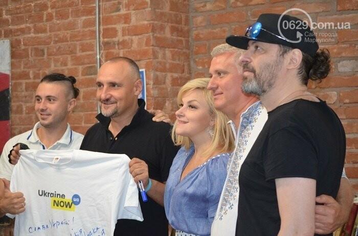 Звезды украинской эстрады рассказали, зачем приехали в Мариуполь, фото-3