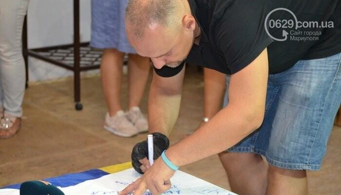 Звезды украинской эстрады рассказали, зачем приехали в Мариуполь, фото-7
