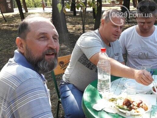 В День независимости мариупольцев кормили блюдами народов мира, - ФОТОРЕПОРТАЖ, фото-12