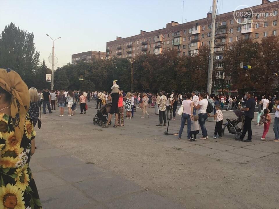 В Мариуполе в честь Дня независимости пели звезды украинской эстрады, - ФОТО, ВИДЕО, фото-1