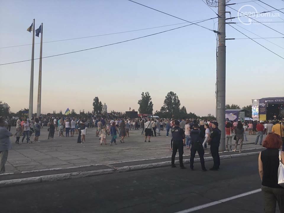 В Мариуполе в честь Дня независимости пели звезды украинской эстрады, - ФОТО, ВИДЕО, фото-2