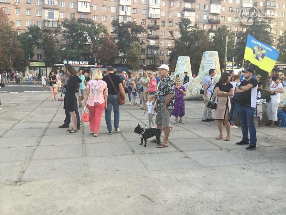 В Мариуполе в честь Дня независимости пели звезды украинской эстрады, - ФОТО, ВИДЕО, фото-8