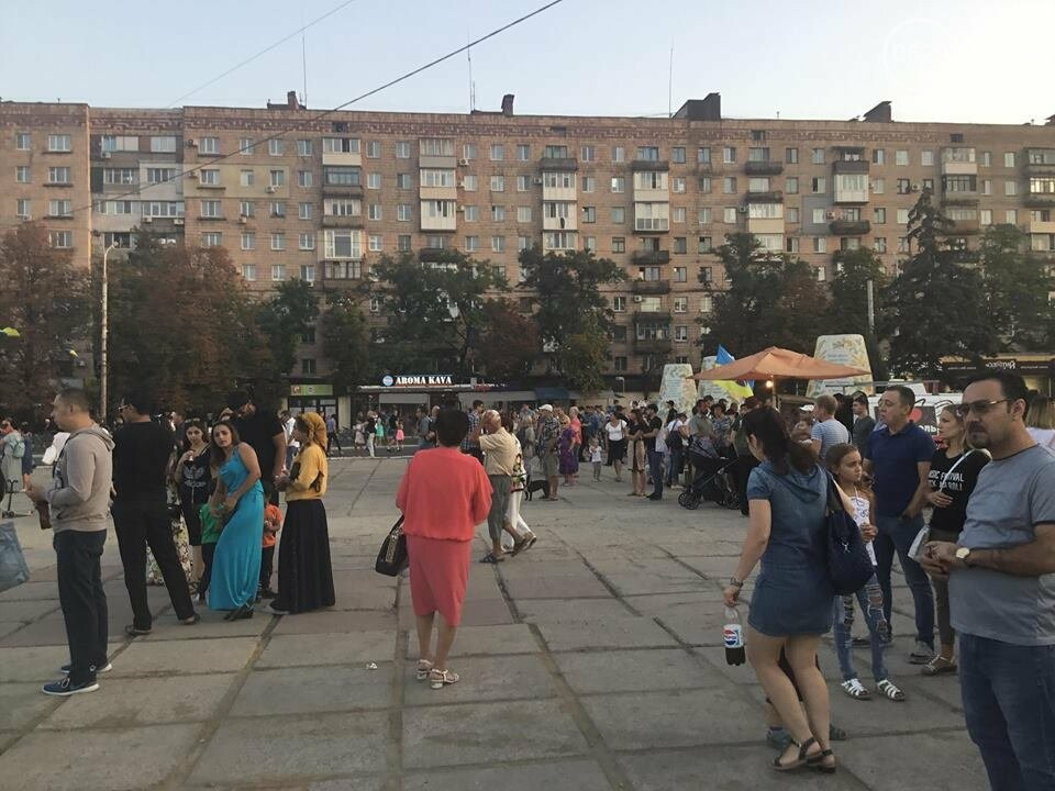 В Мариуполе в честь Дня независимости пели звезды украинской эстрады, - ФОТО, ВИДЕО, фото-18