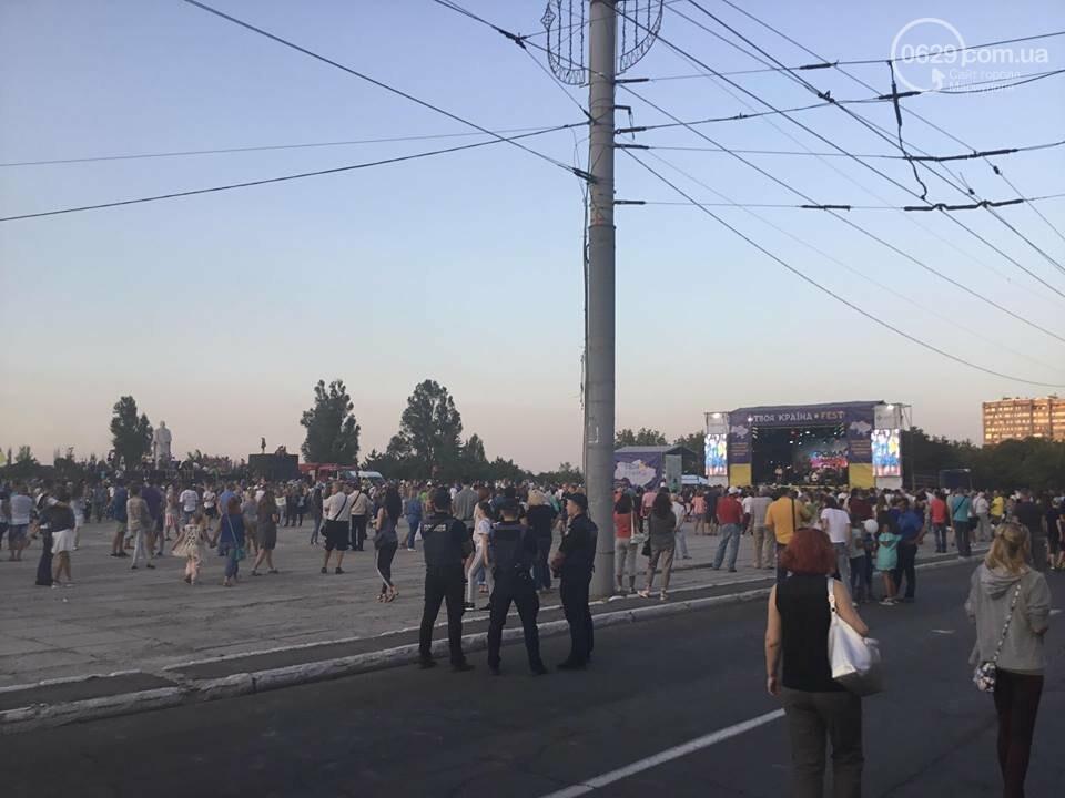 В Мариуполе в честь Дня независимости пели звезды украинской эстрады, - ФОТО, ВИДЕО, фото-5