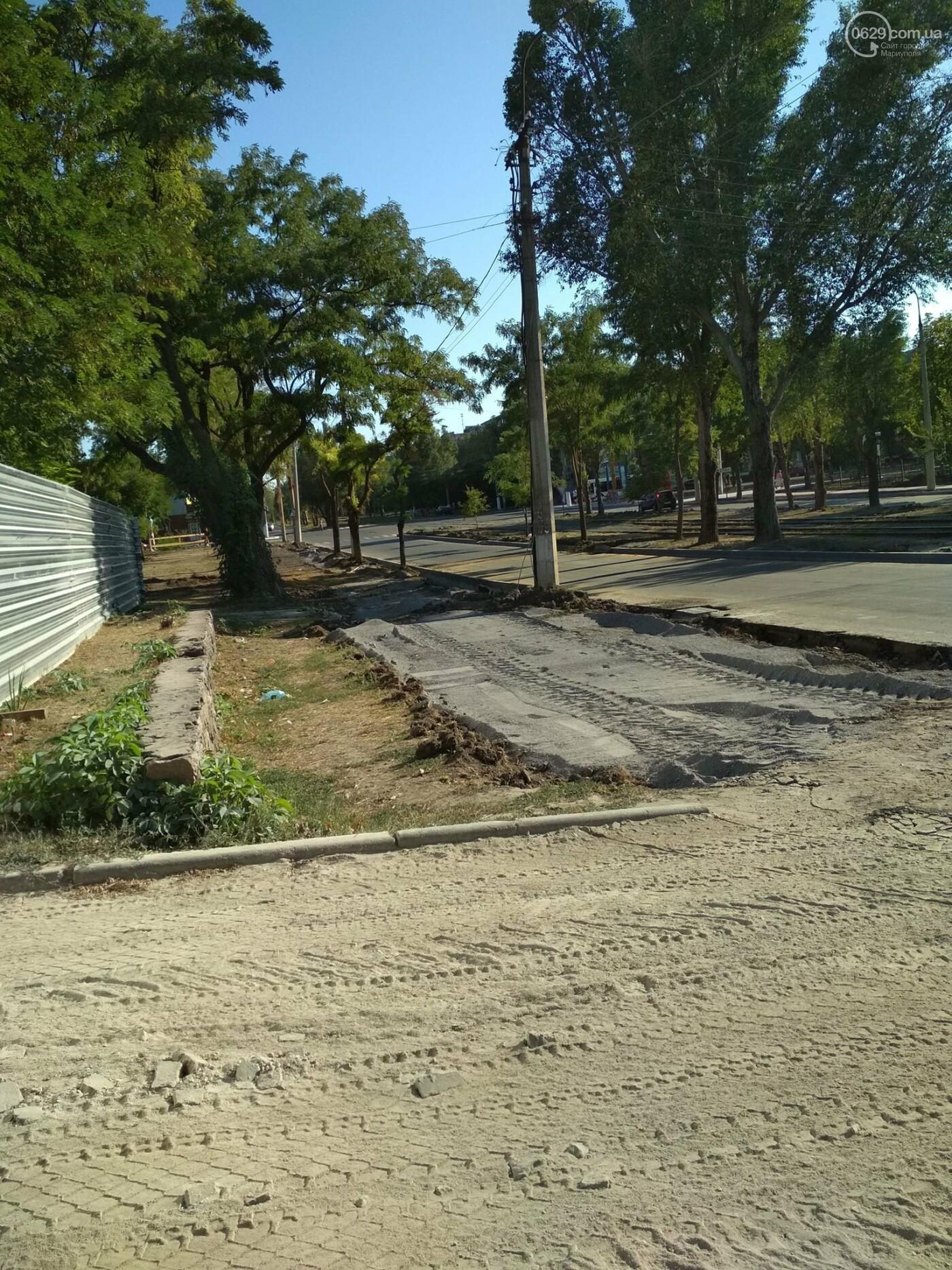 Как идет реконструкция нового мариупольского мультицентра в Левобережном районе, - ФОТО, фото-5