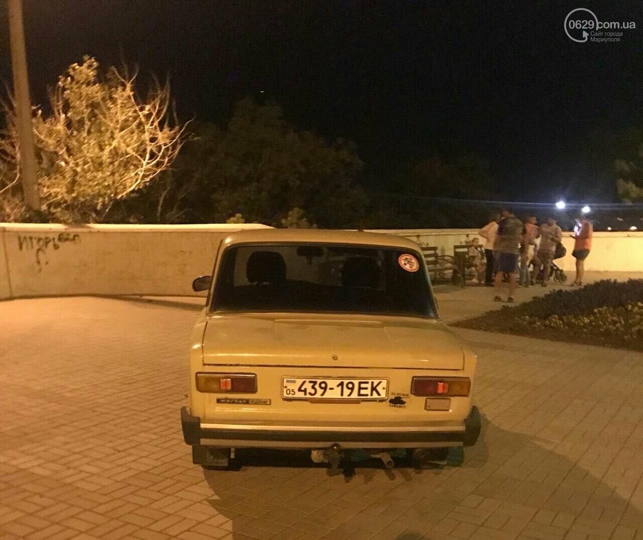 В Мариуполе водитель на ВАЗ устроил гонки и едва не сбил ребенка, - ФОТО, фото-1