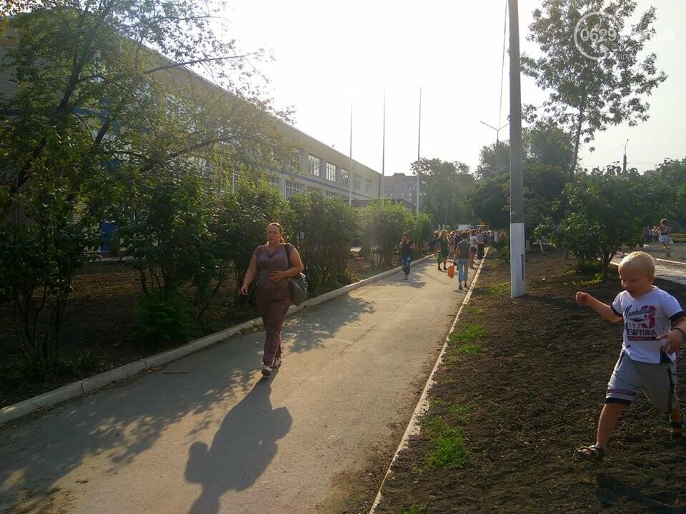 Свершилось! В опорную школу в Мариуполе вернулись дети, - ФОТО, фото-6