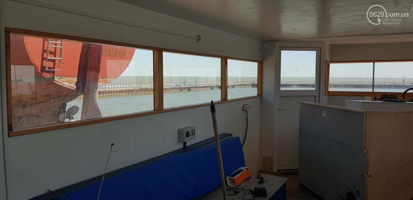 В Азовском море курсирует морской трамвайчик на солнечных батареях, - ФОТО , фото-4