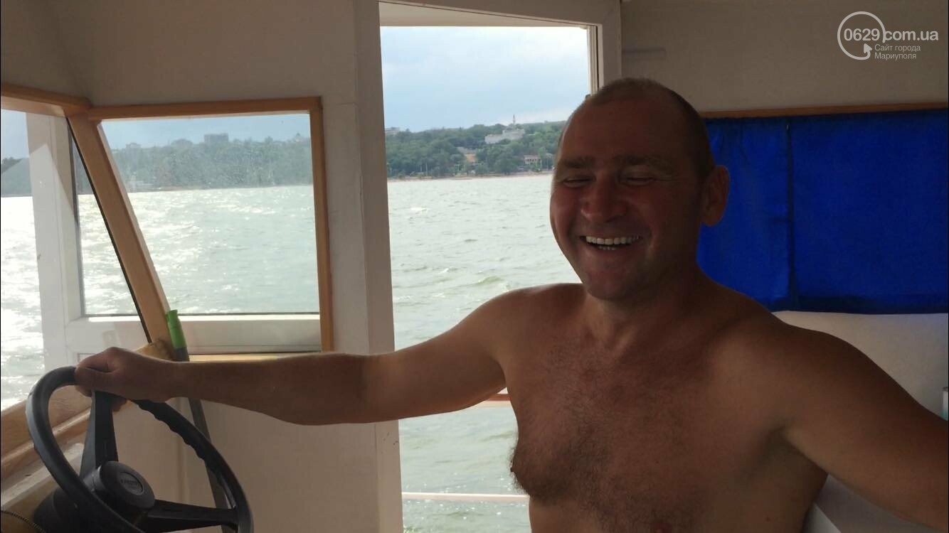 В Азовском море курсирует морской трамвайчик на солнечных батареях, - ФОТО , фото-3