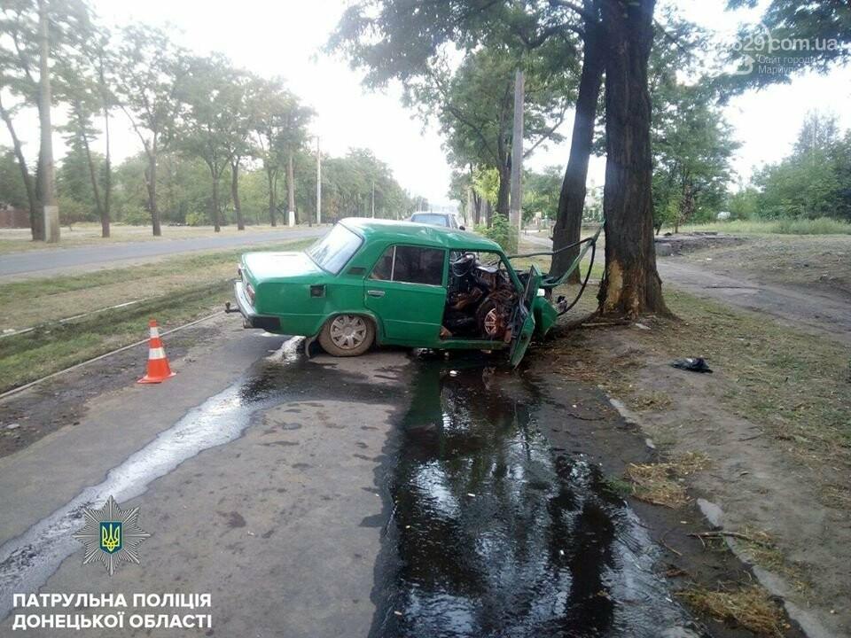 В Мариуполе в ДТП за сутки пострадали 5 человек, - ФОТО, фото-3