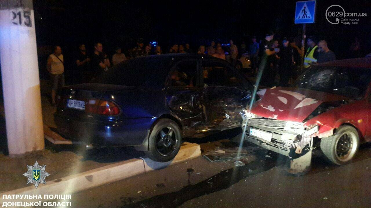 В Мариуполе в ДТП за сутки пострадали 5 человек, - ФОТО, фото-1