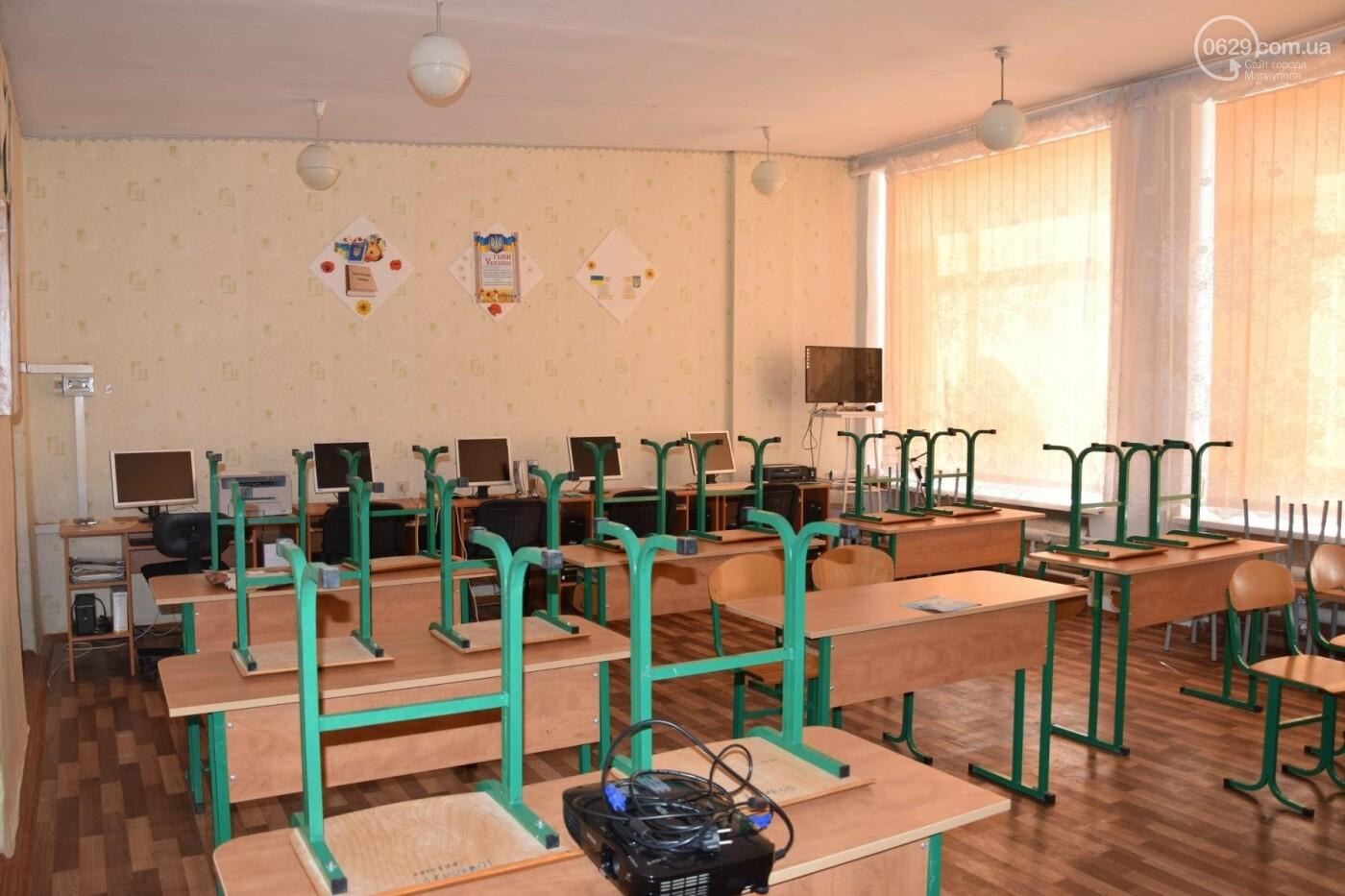 Первый звонок в прифронтовой школе. Чермалык, фото-23