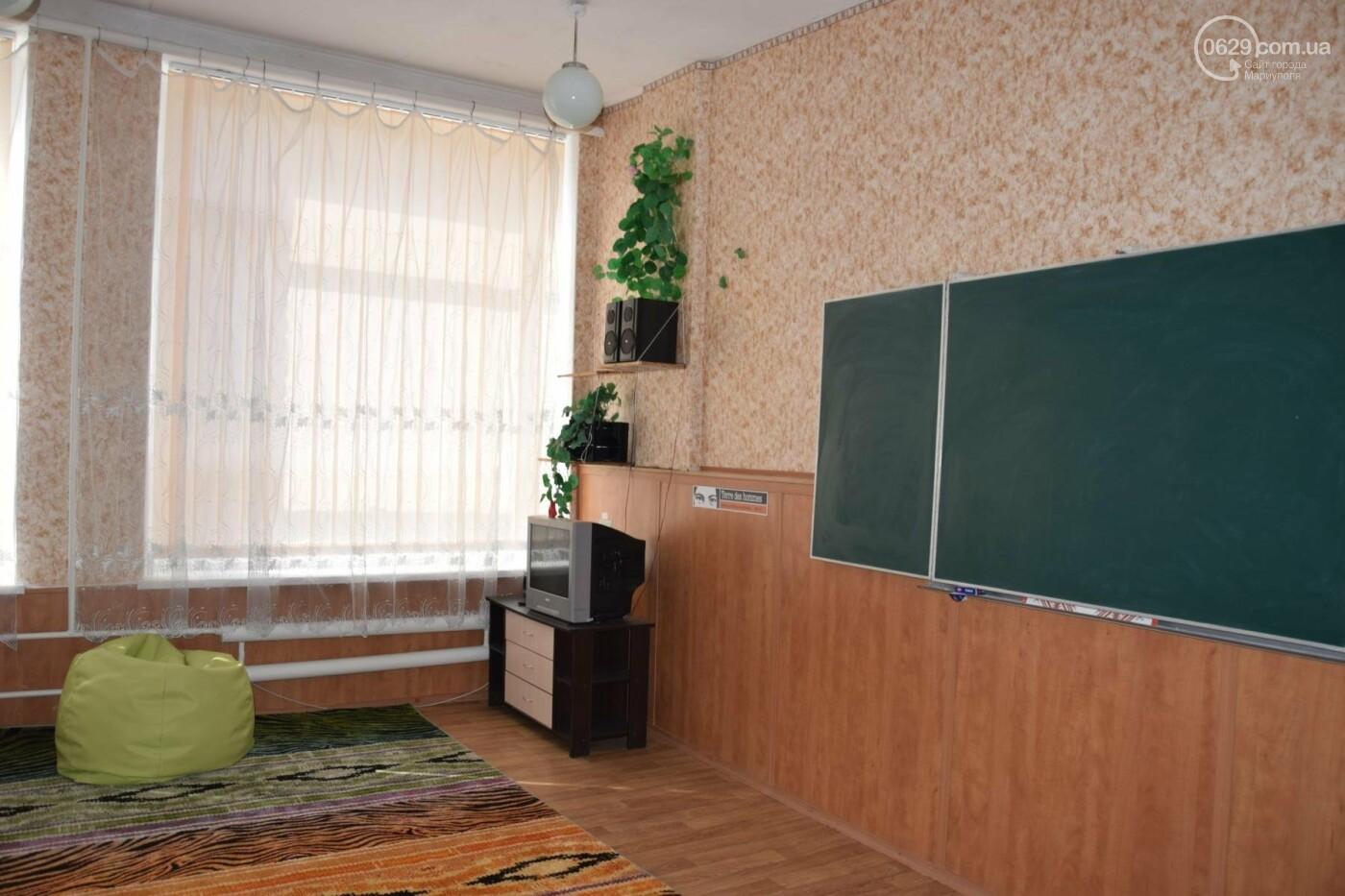 Первый звонок в прифронтовой школе. Чермалык, фото-24