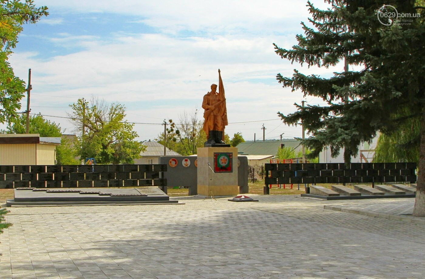 Как прошла 75-я годовщина освобождения Донбасса в регионе: фото, фото-17