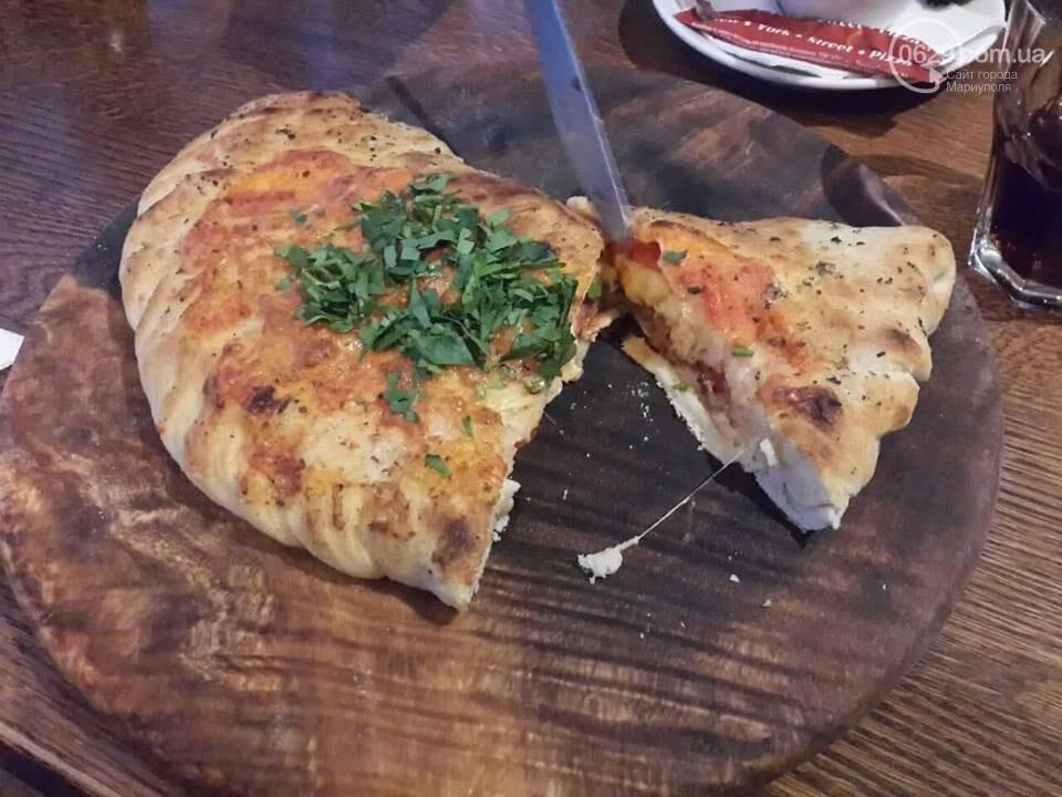 """""""New York Street Pizza"""": уютный интерьер с посредственной едой, фото-6"""