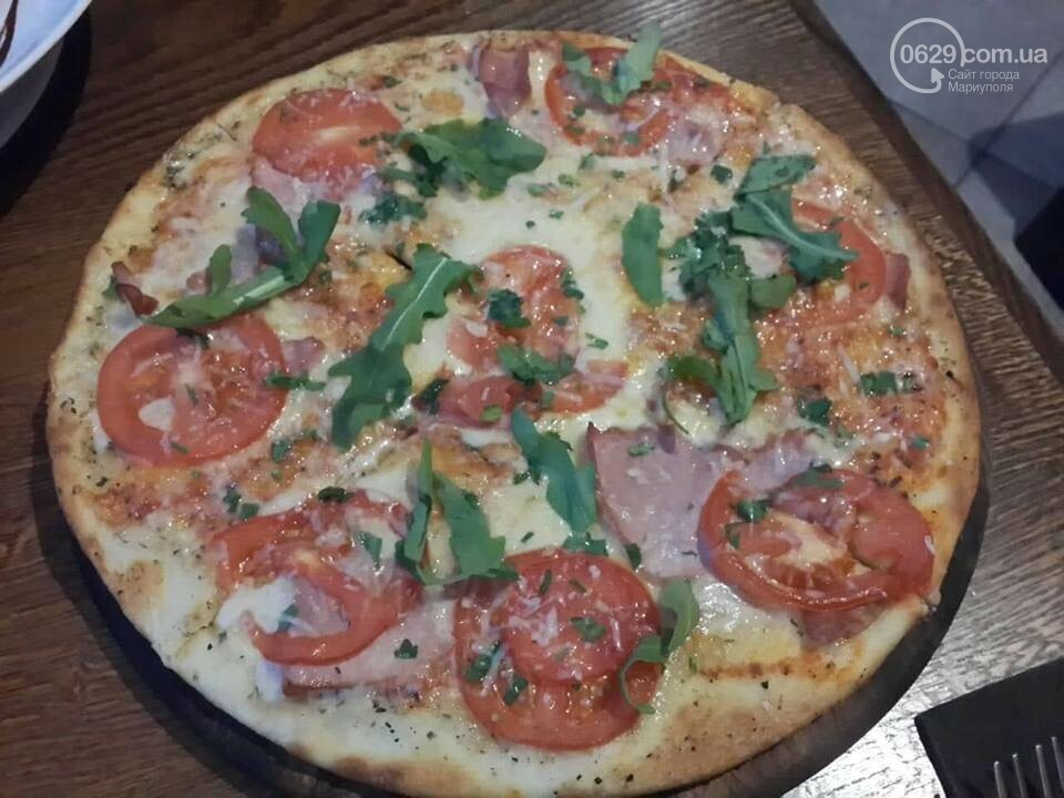 """""""New York Street Pizza"""": уютный интерьер с посредственной едой, фото-5"""