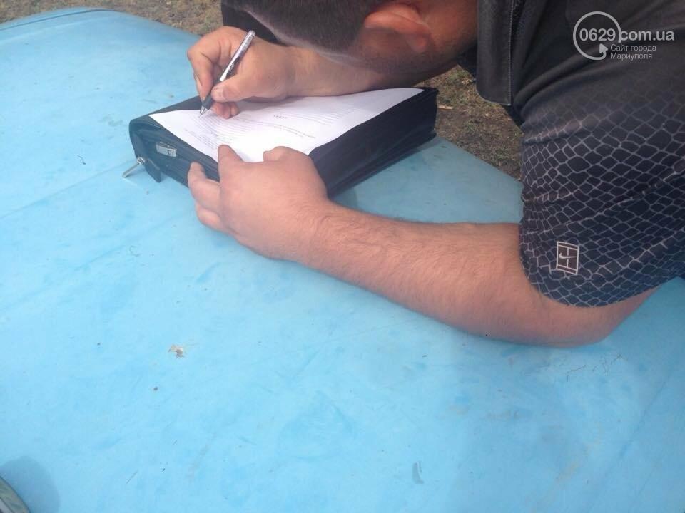 Под Мариуполем неизвестные совершили разбойное нападение на отару овец, -Дополнено, ФОТО, фото-10