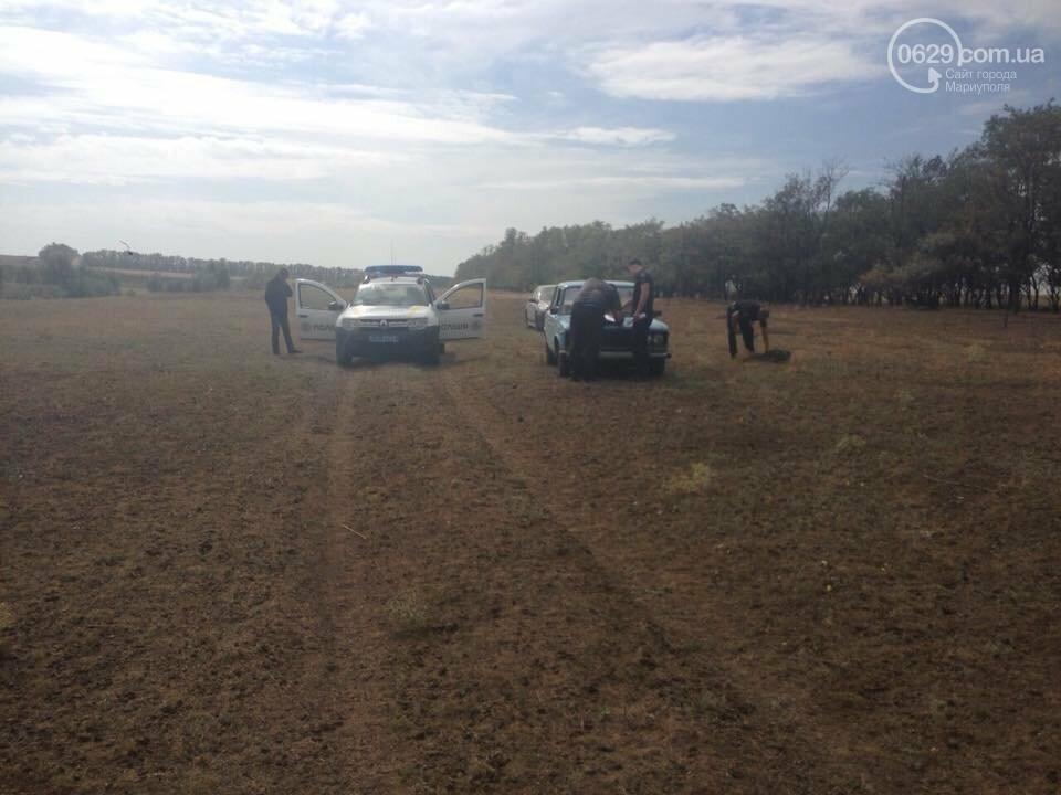 Под Мариуполем неизвестные совершили разбойное нападение на отару овец, -Дополнено, ФОТО, фото-6
