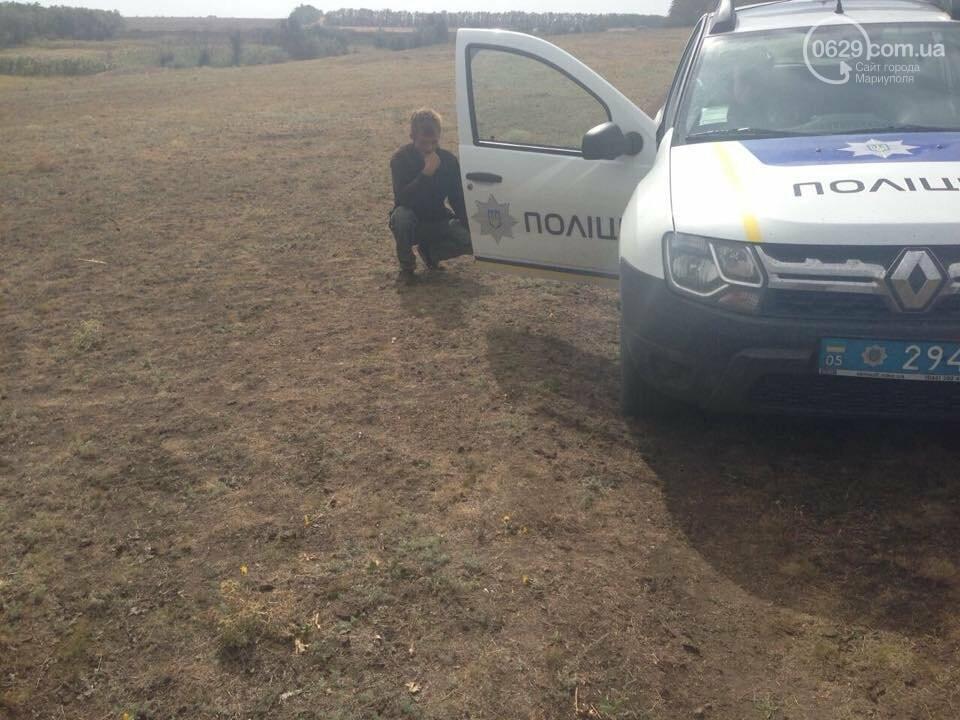 Под Мариуполем неизвестные совершили разбойное нападение на отару овец, -Дополнено, ФОТО, фото-2