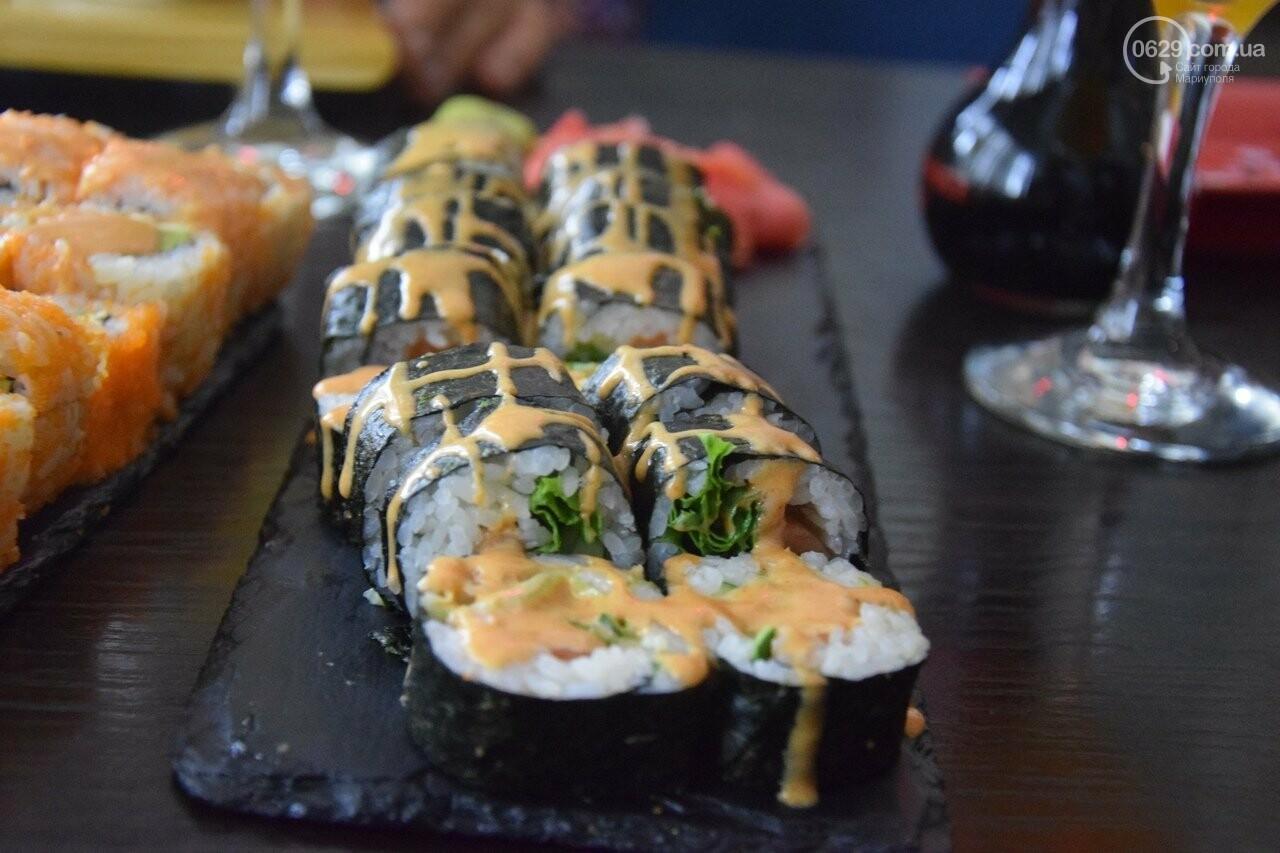 «Оkinawa» 1+1, или каша из суши, - ФОТО, фото-32