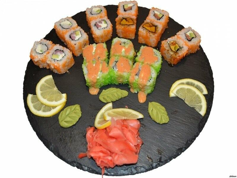 «Оkinawa» 1+1, или каша из суши, - ФОТО, фото-29