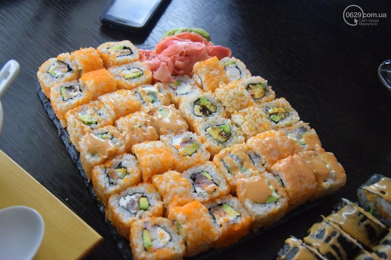«Оkinawa» 1+1, или каша из суши, - ФОТО, фото-30